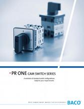 PR ONE Cam Switch Series